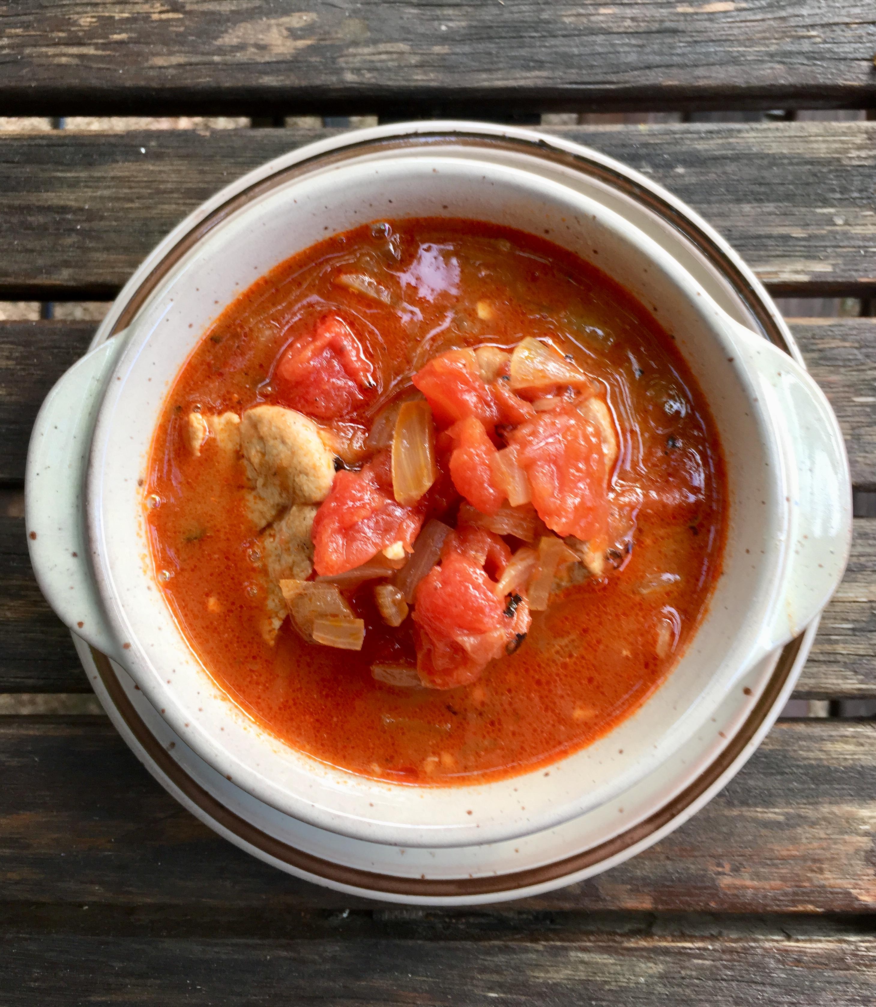 Schweinepfeffer – Paprika Pork Stew