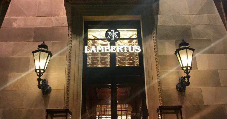 La Vie Est Belle: Lambertus